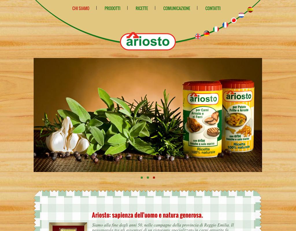 Ariosto web